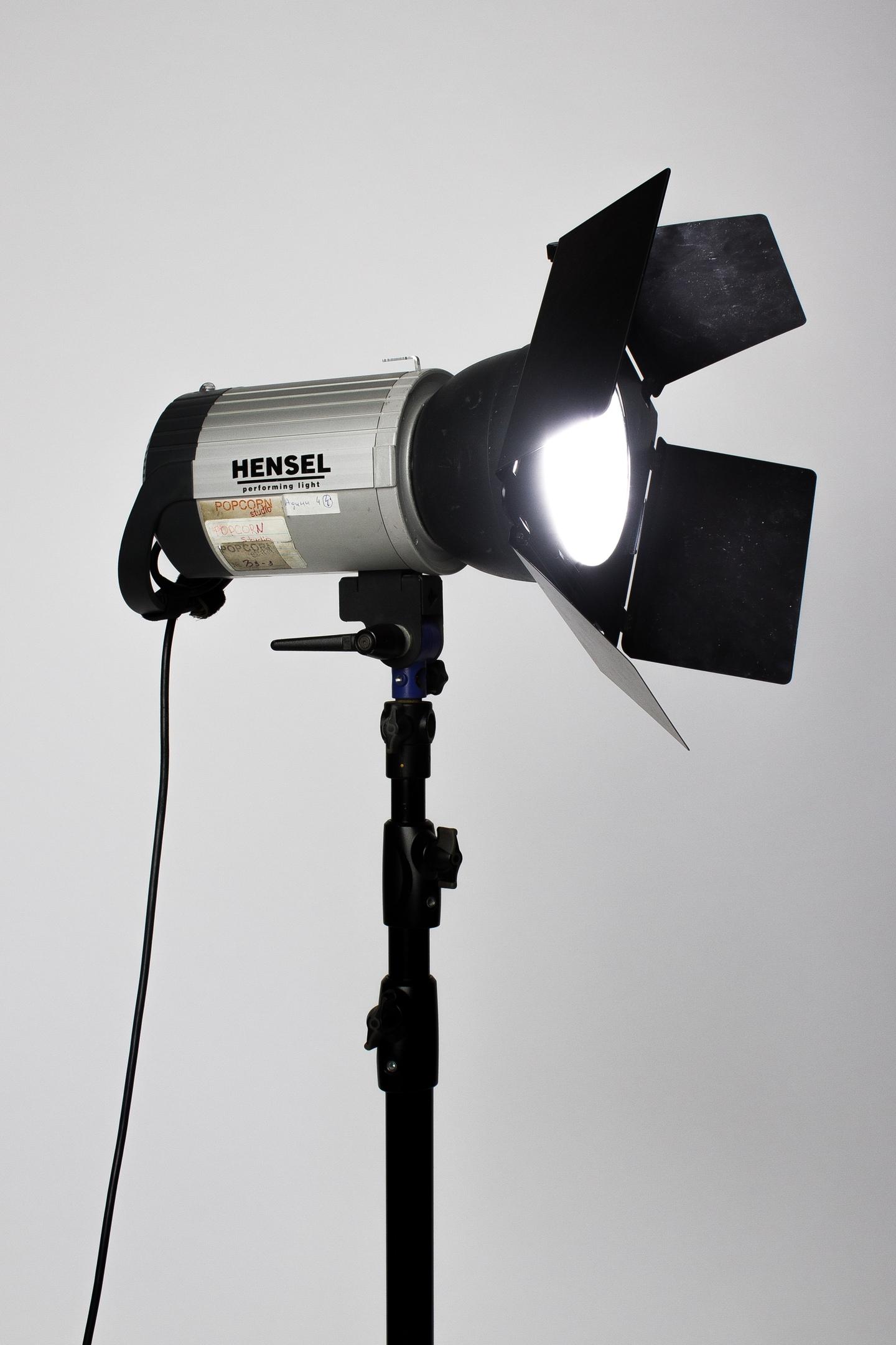 Рефлектор со шторками